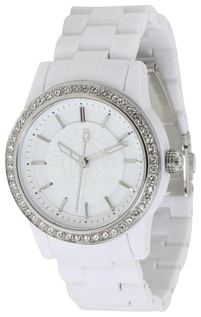 Perfect LP033-2 белые/белый ремень Часы наручные женские на ремне