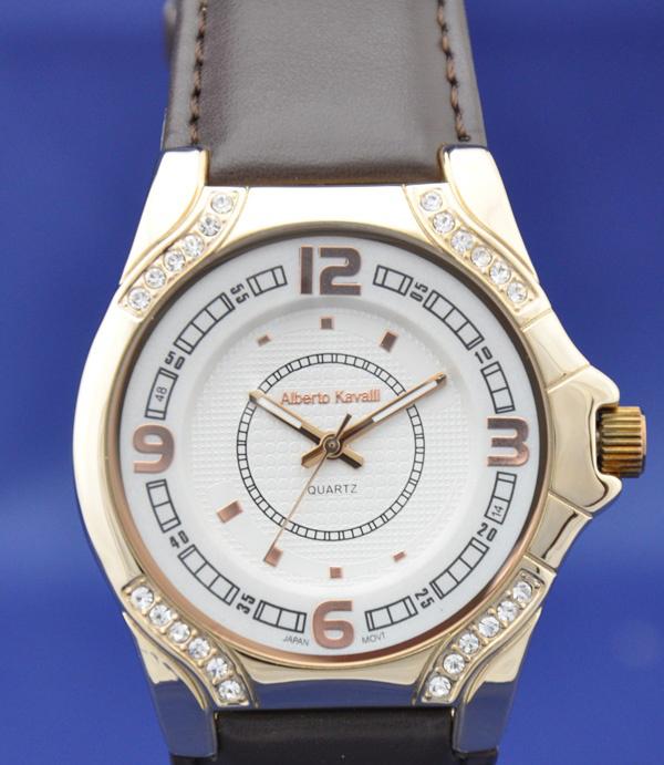 Alberto cavalli часы женские белые