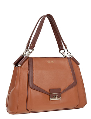 Сумка ELEGANZZA ZF-35685 camel/brown