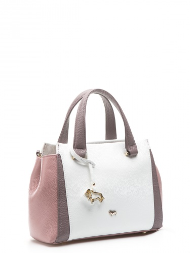 Сумка Labbra L-SD1379-1 multicolor-pink-taupe
