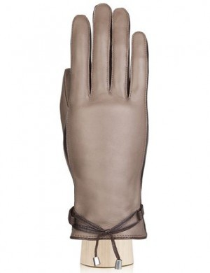 Перчатки женские ш+каш. TOUCH HP02920 taupe/d.brown
